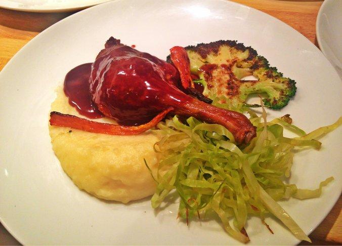 polina.rocks International Men Make Dinner Day 2