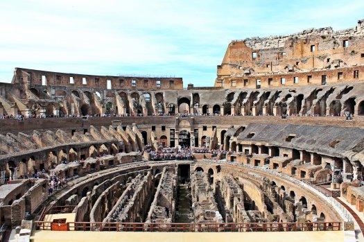 polina.rocks Rome Colosseum 2