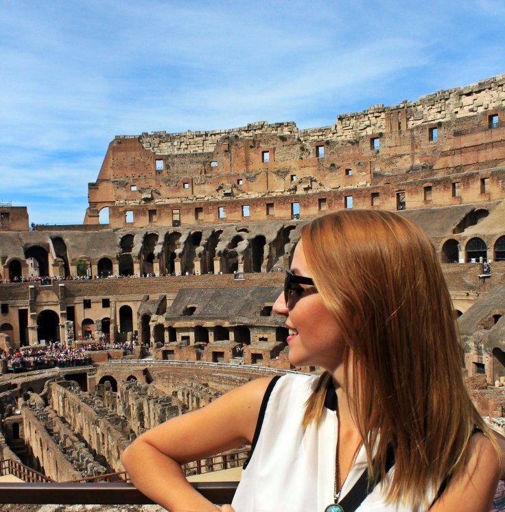 polina.rocks Rome Colosseum 4