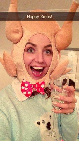 Polina Skrebneva blog Turkey Hat