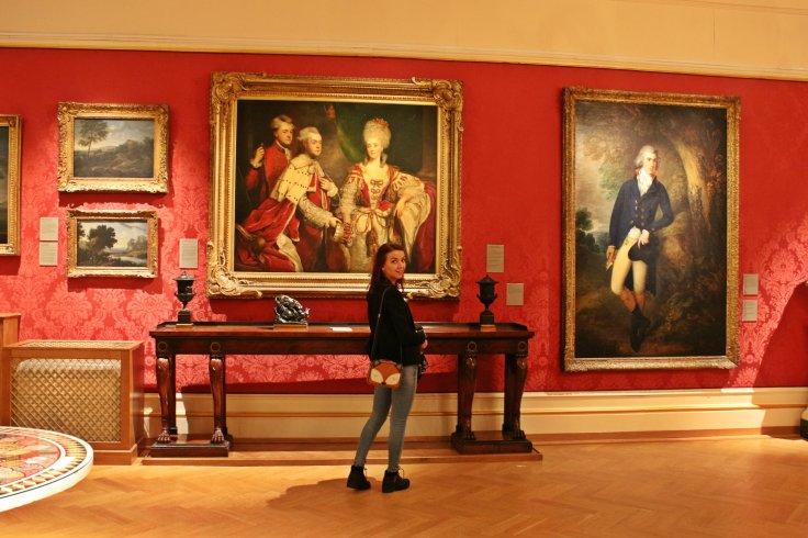 Ashmolean Museum Polina Skrebneva Oxford
