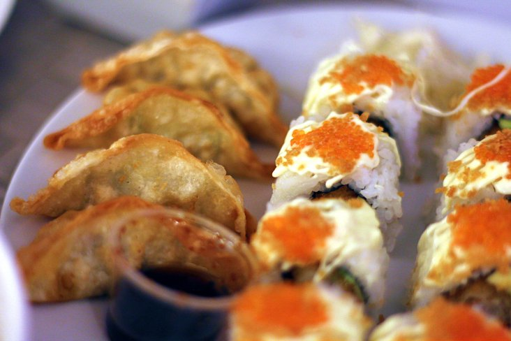 Taberu Oxford sushi take away